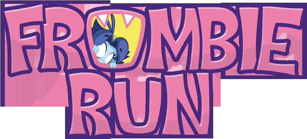 Frombie Run Logo