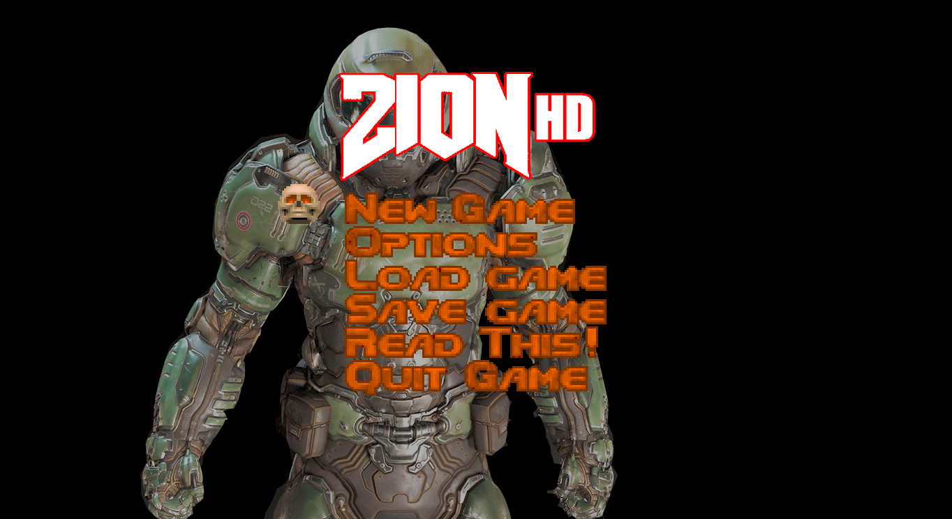 Zion (Doom 4 Conversion mod) - Mod DB
