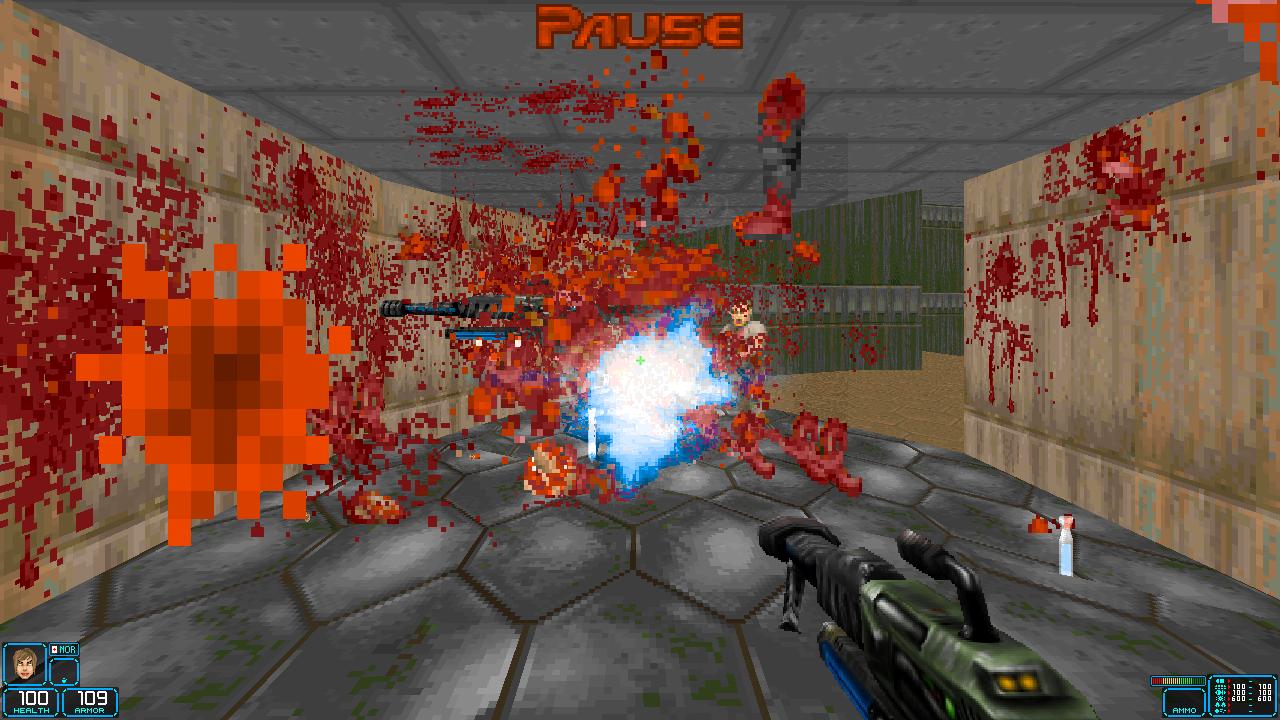 BRUTAL UNREAL 99 (Doom Weapons Mod) - Mod DB