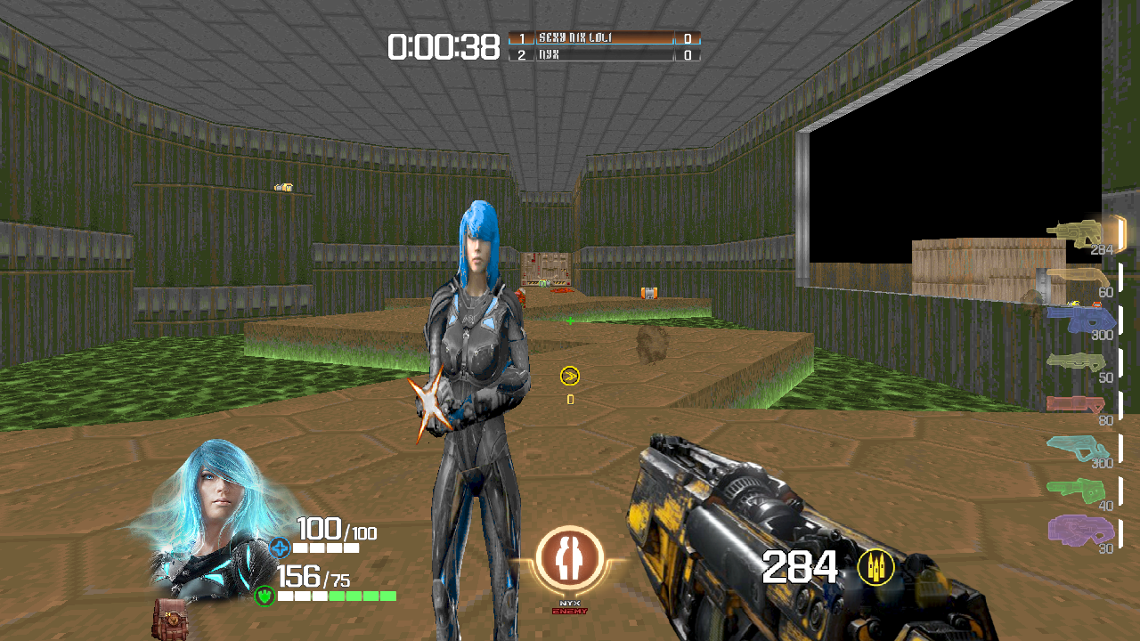 New Addon: Working on HD Rip Player Skins news - QC: Doom