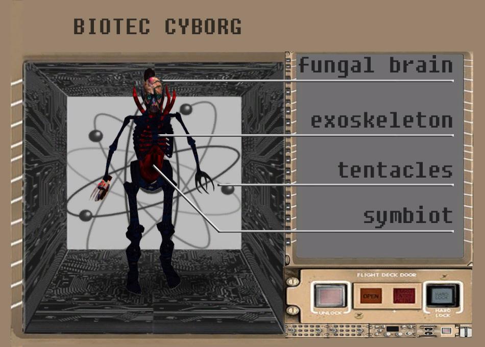 Biotec - body construction presentation - Paradigm Worlds 1.99