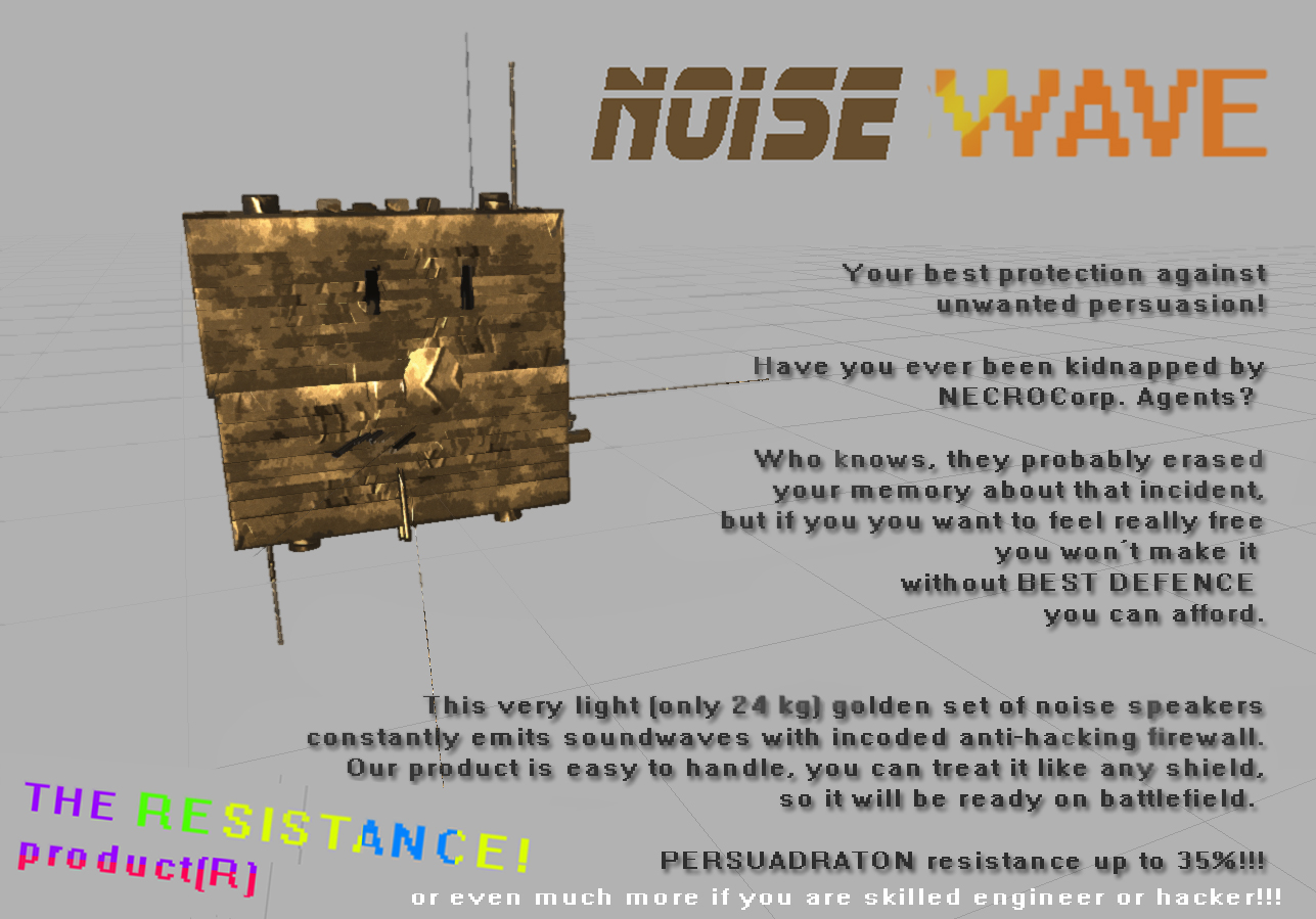 golden soundwave