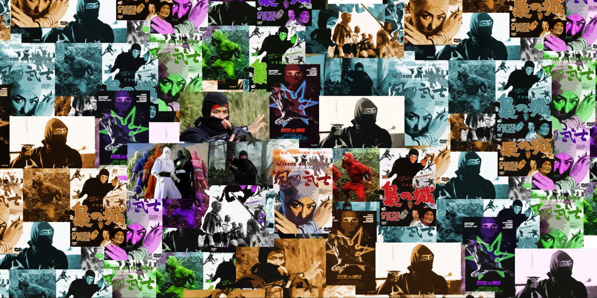 tribute to ninjas - Paradigm Worlds