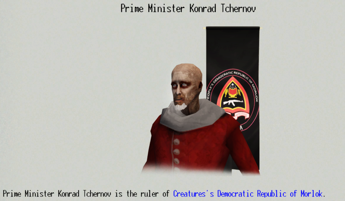 PW Faction 1 Tchernov
