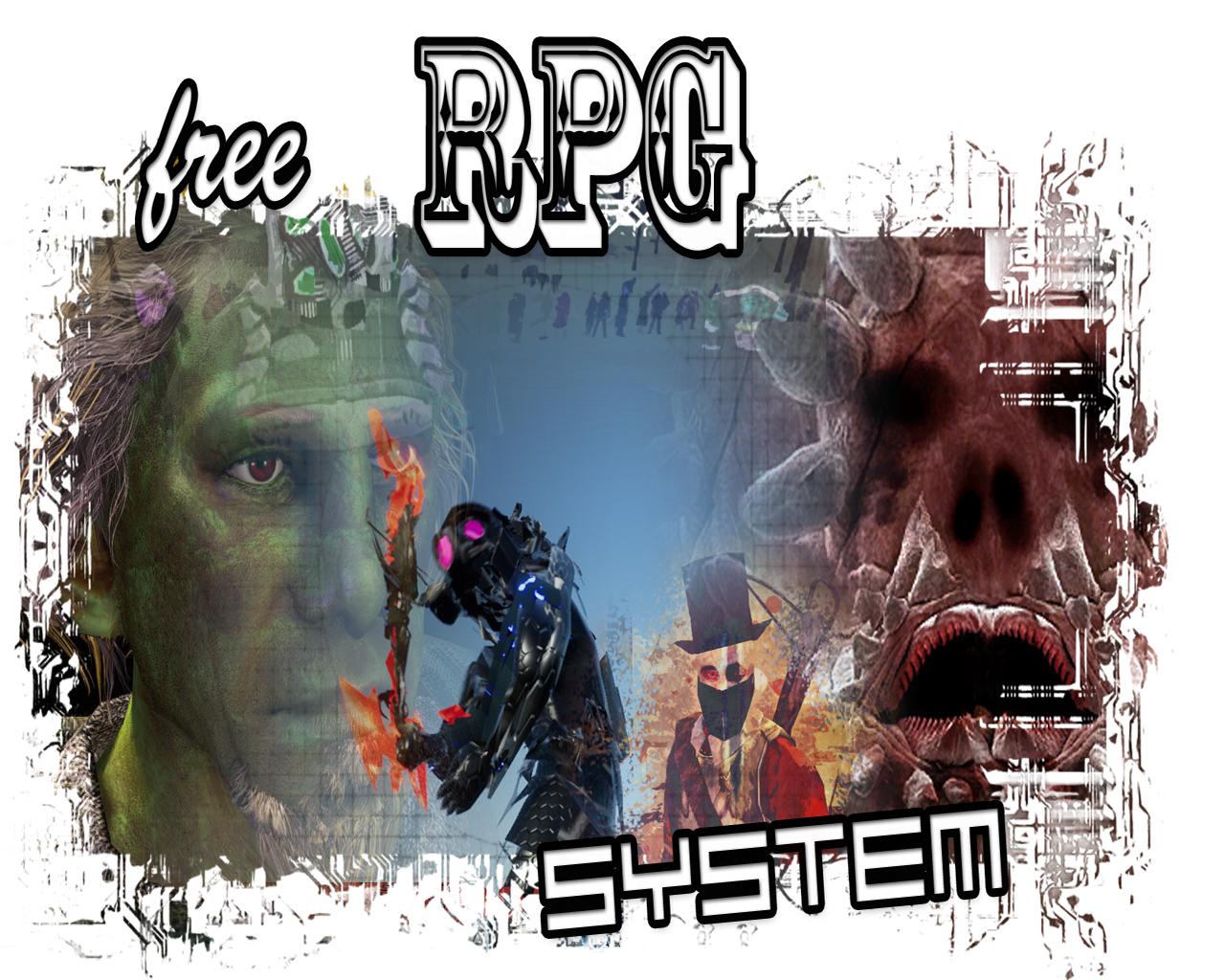 OPEN RPG System logoban