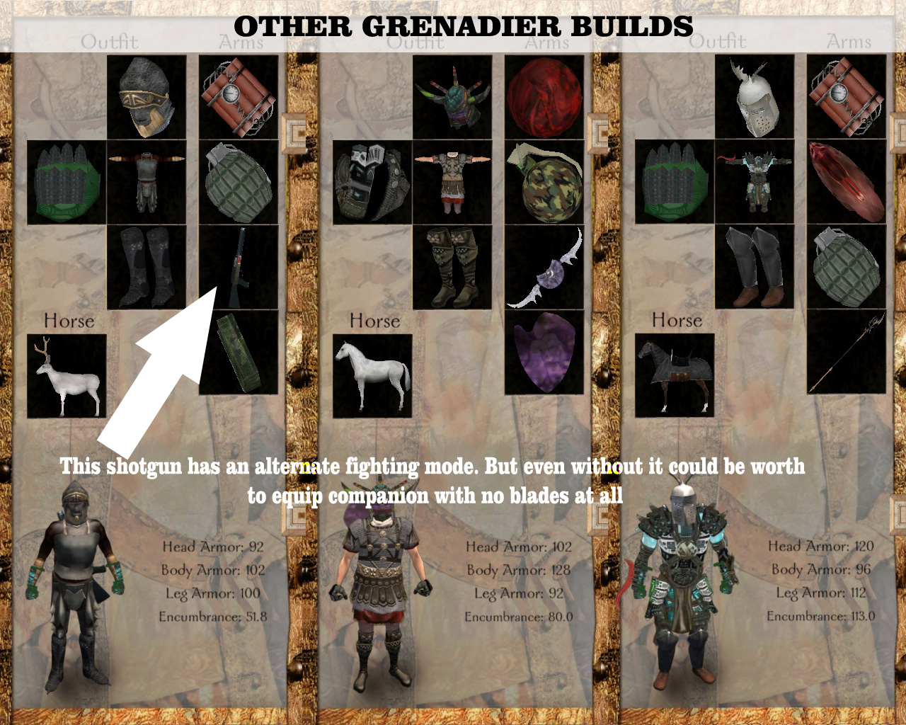 Some advice on how to play PARADIGM WORLD mod for Warband