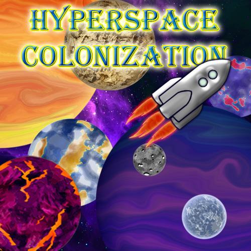 Planets Presentation Hyperspace Colonization