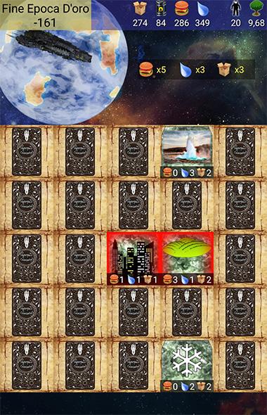Colonize Planet Cards