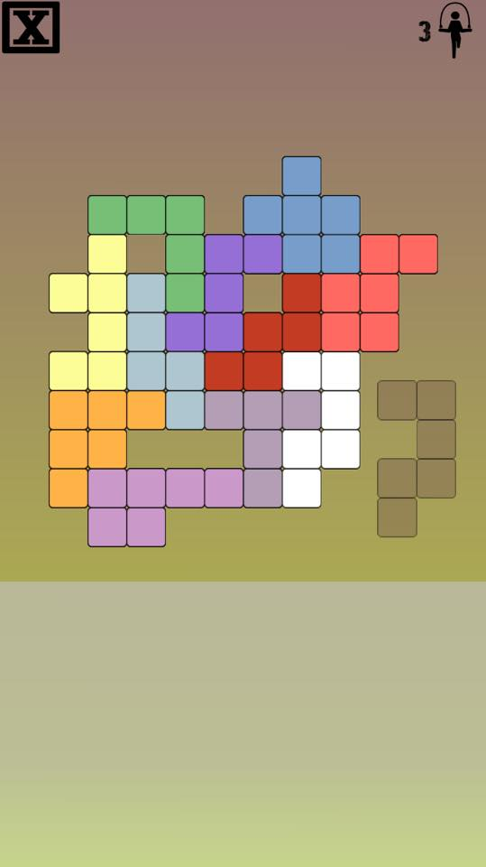 cubie almost solved