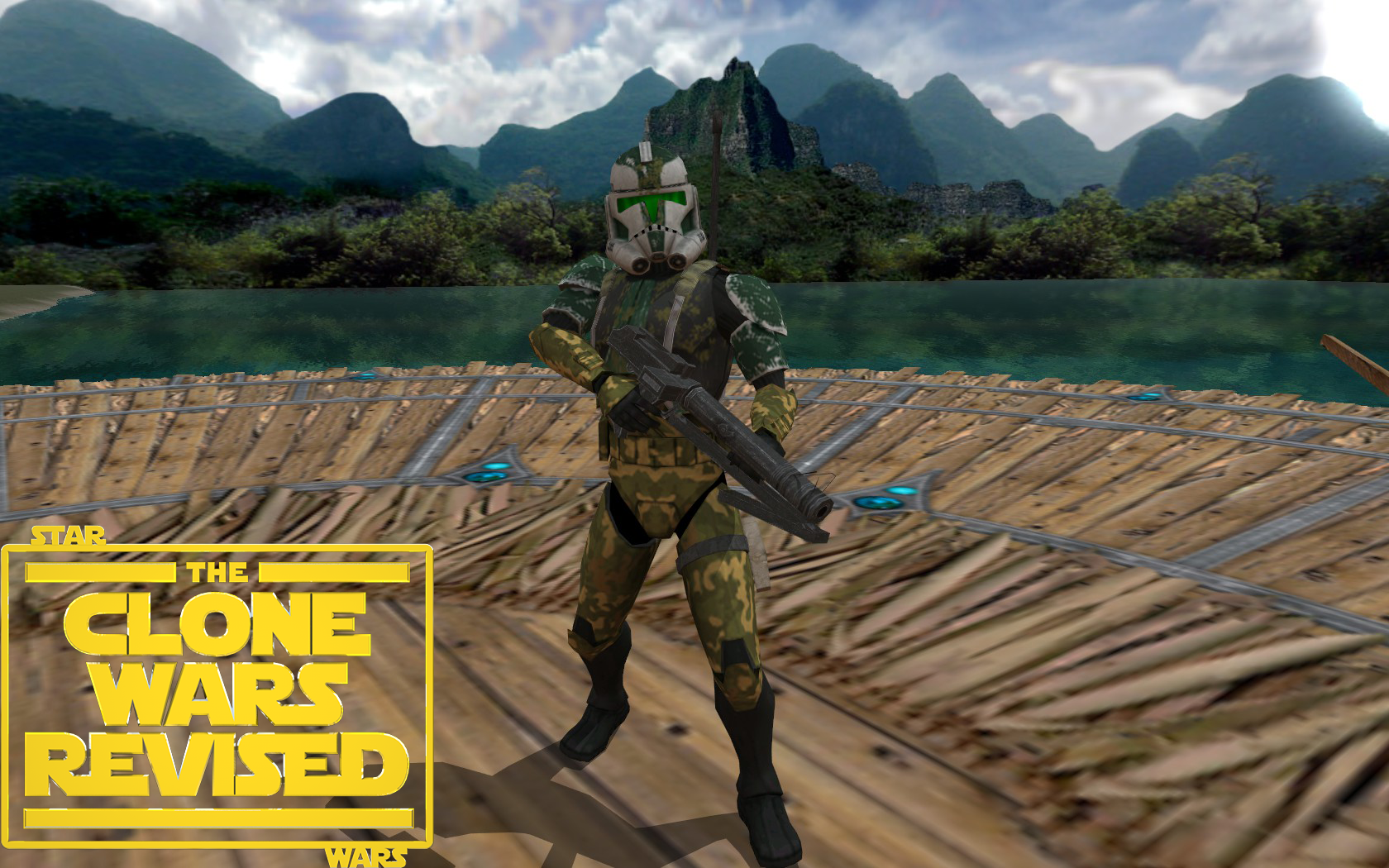Commander Gree by Needo62