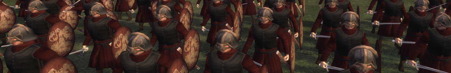 Lannister Swordsmen