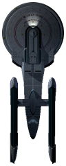 Excelsior-Class heavy cruiser