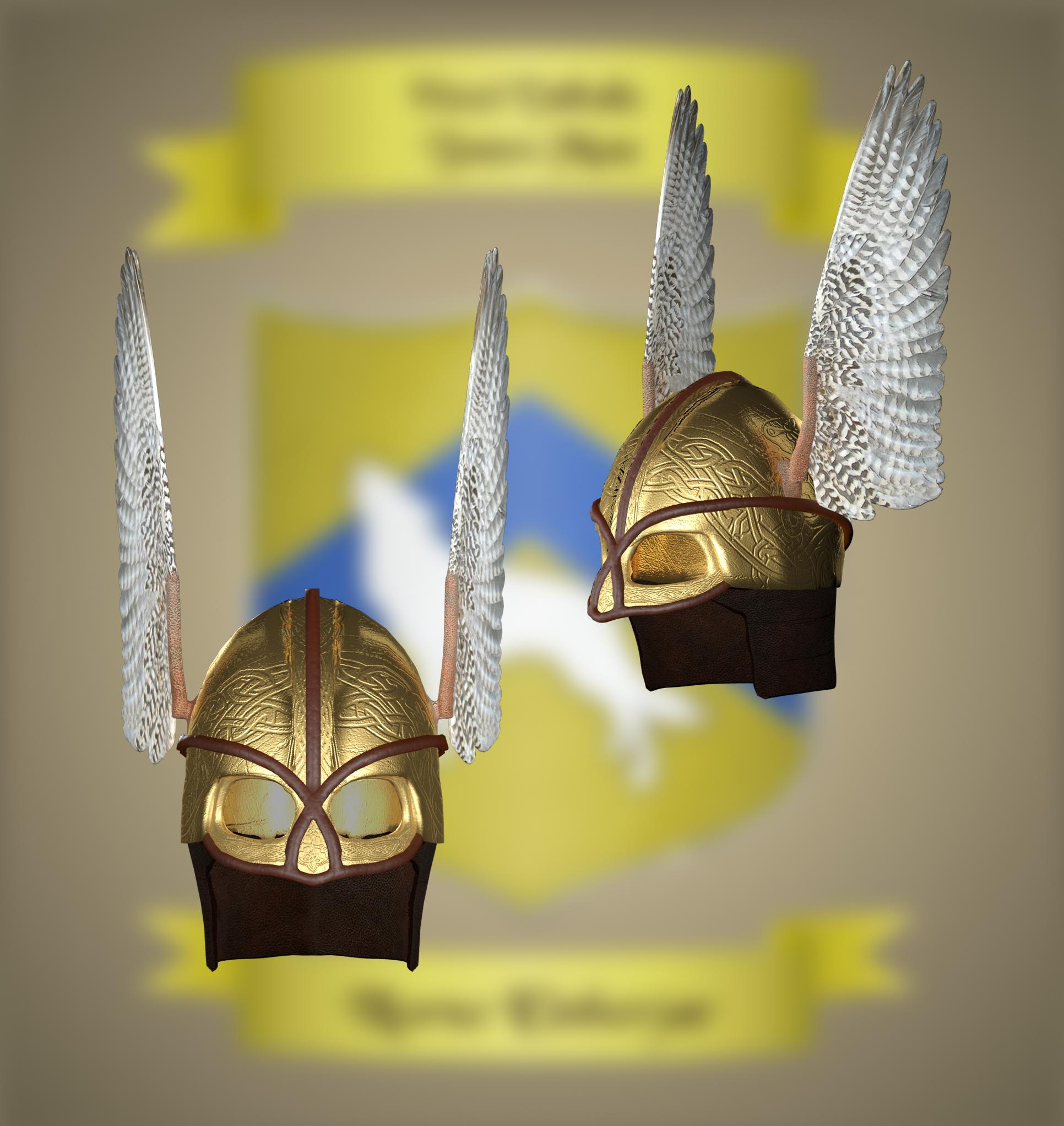 Norse Einherjar Helmet