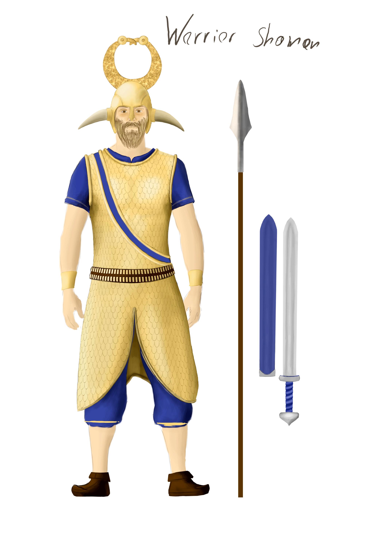 Warrior Shaman