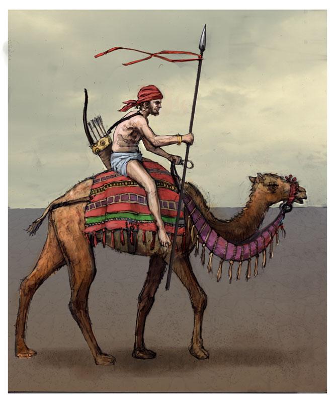 Camel Calvary