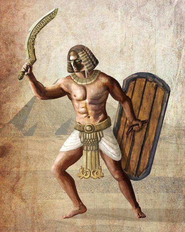 Khopesh Warriors