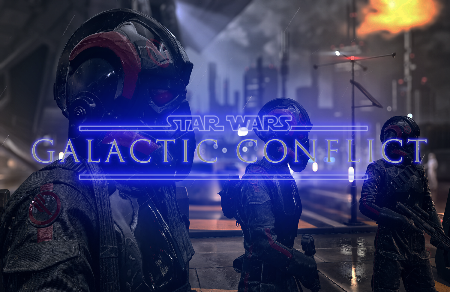 Galactic Conflict mod for Star Wars: Republic Commando - Mod DB