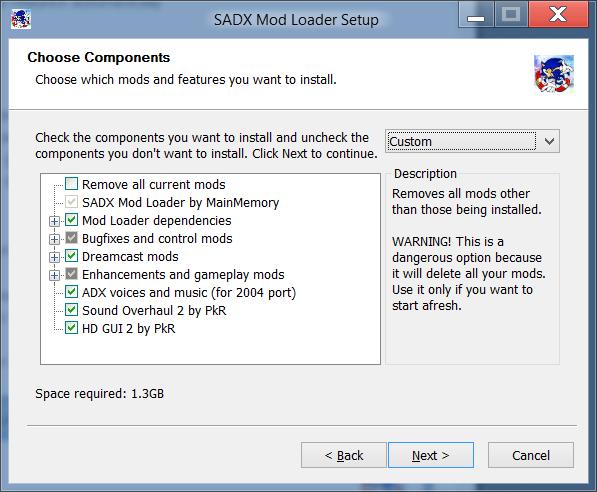 Vote for DC Conversion on ModDB + massive installer update