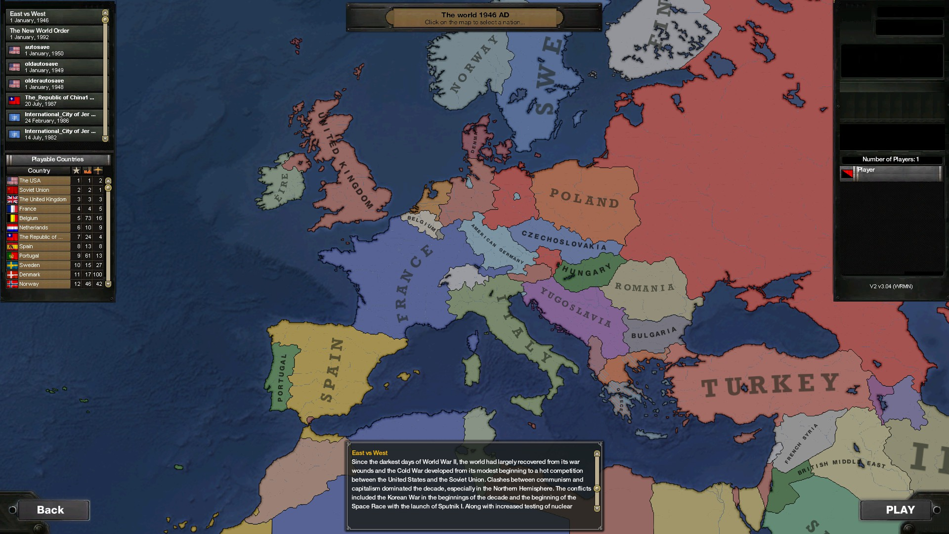 masters of the world geopolitical simulator 3 italiano download