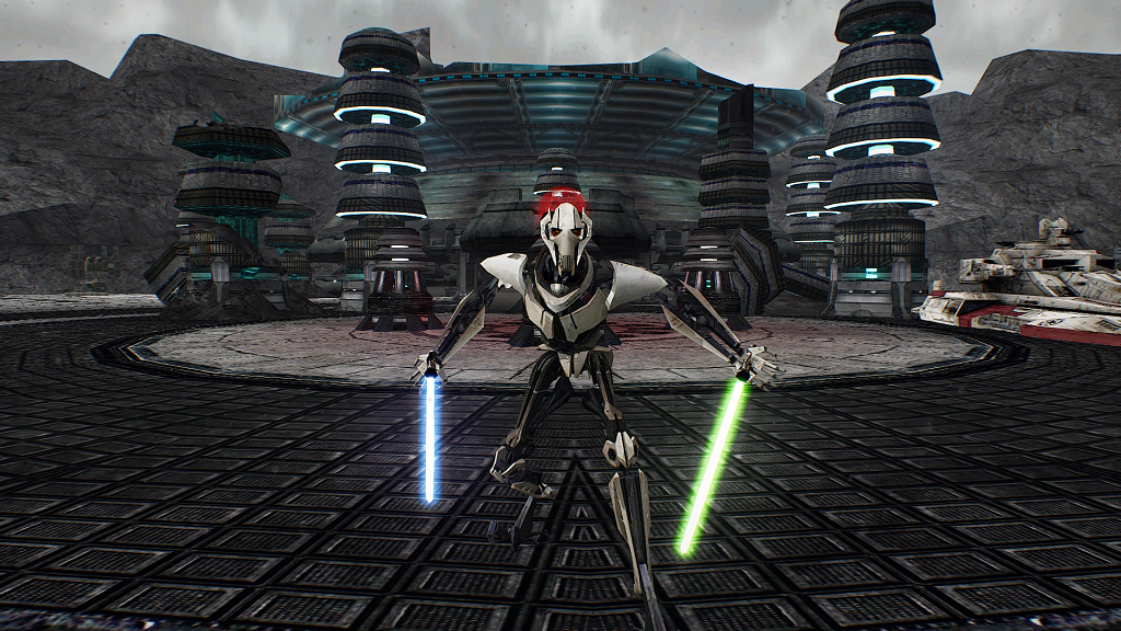 Remaster Project for SWBF2 news - Improved Sides Mod for