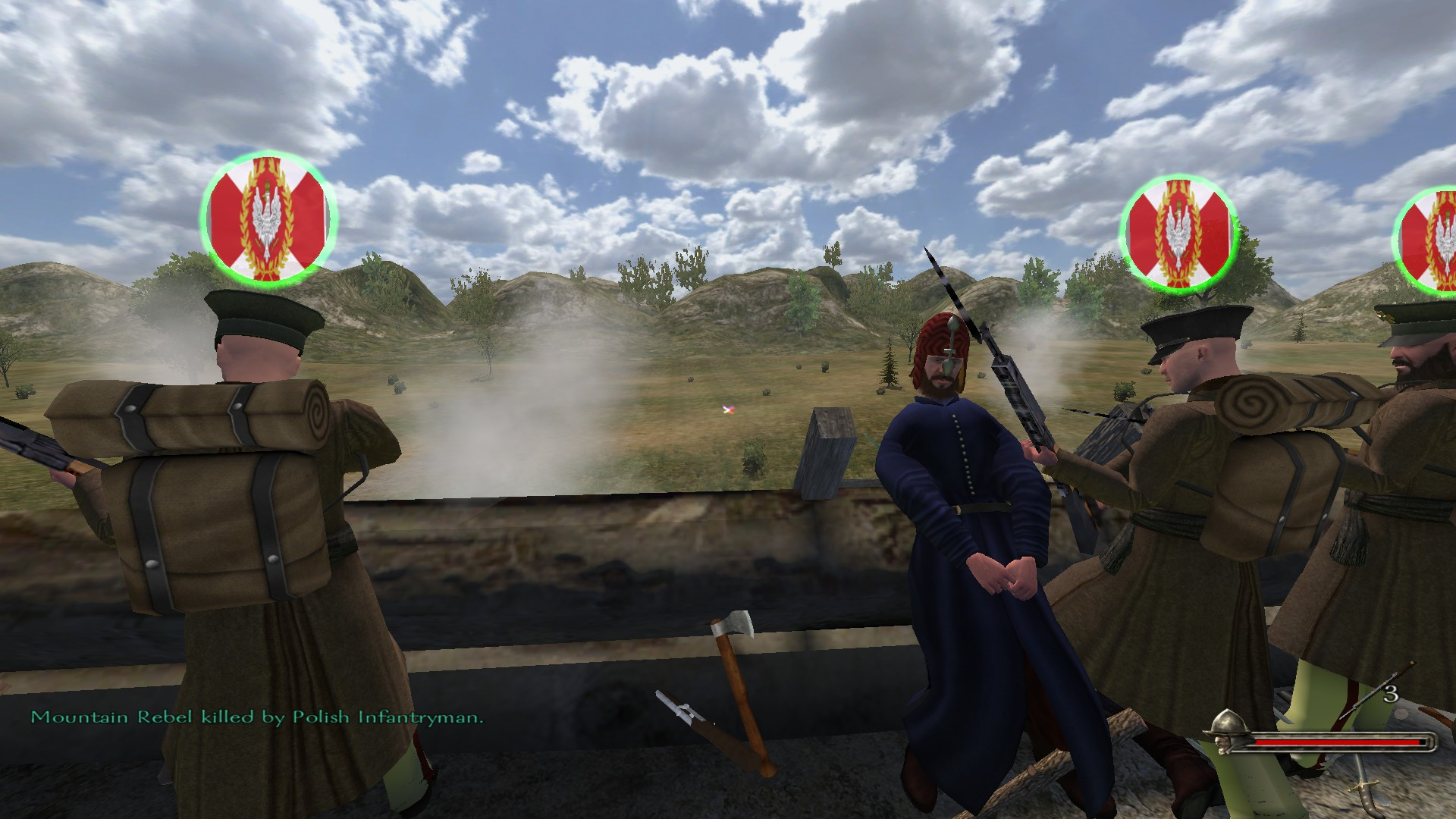 Polish - Soviet War mod for Mount & Blade: With Fire & Sword - Mod DB