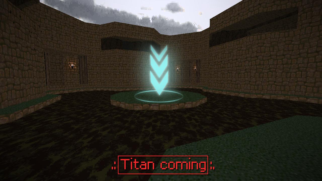 Titan incoming