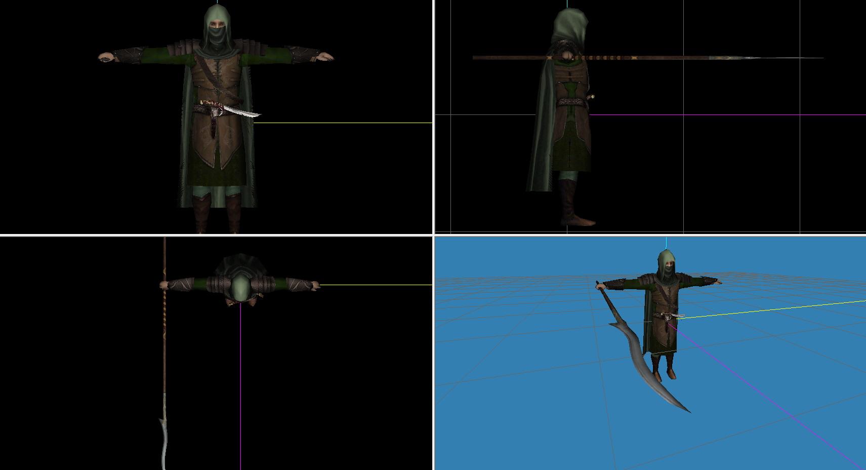 low tier spearmen