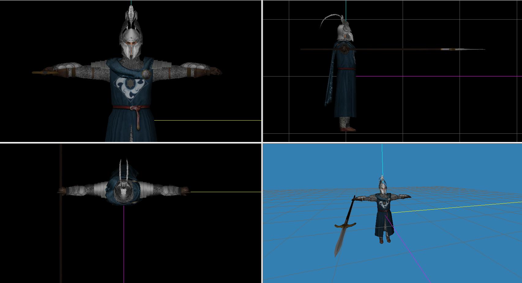 Balar Spearmen