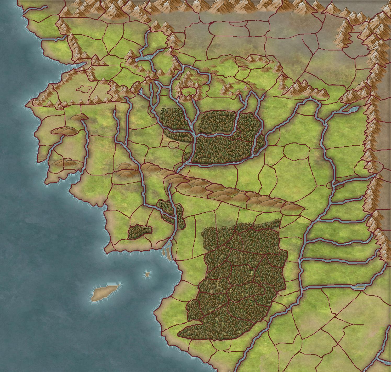 Beleriand 1
