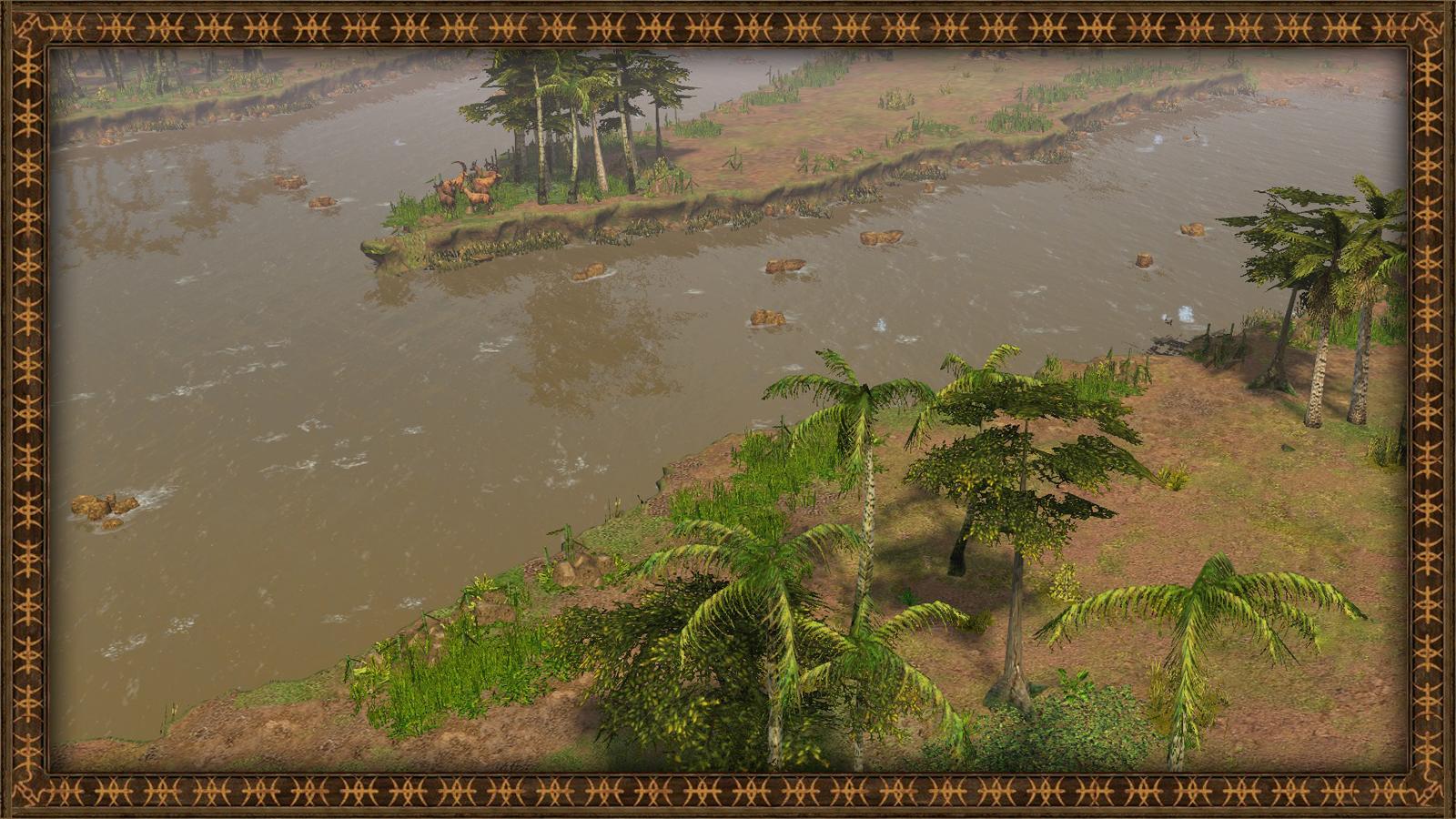 Map terrain