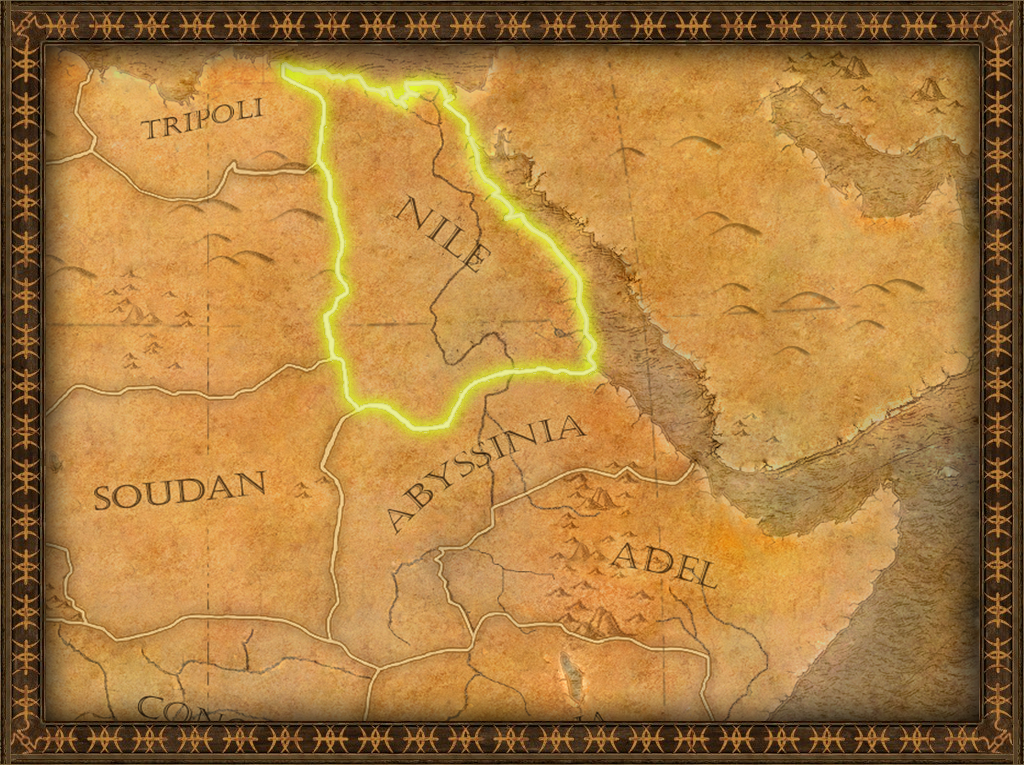Nile map loading preview
