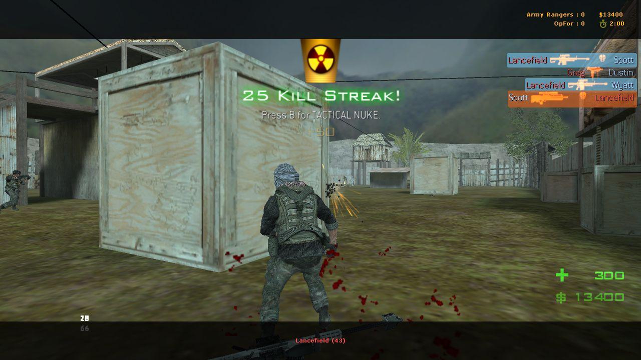 [RELEASE] CS: Modern Warfare 2 by Infractem Gitnuke
