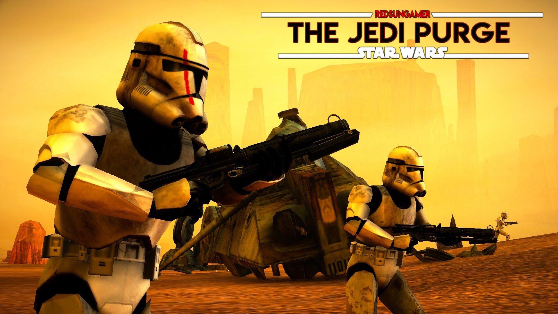 Jedi Purge Geo