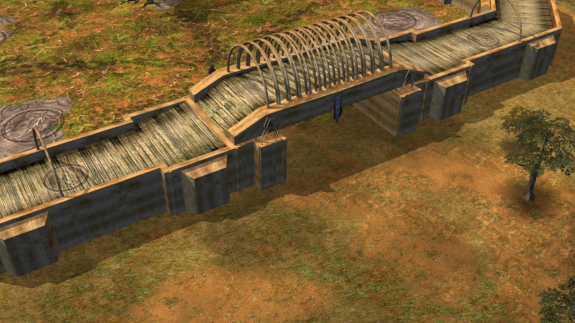 Elven Walls