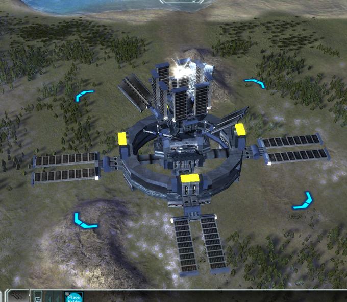 UEF Tech 3 Shieldsatellite