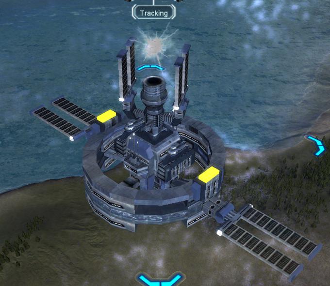 UEF Tech 2 Shieldsatellite