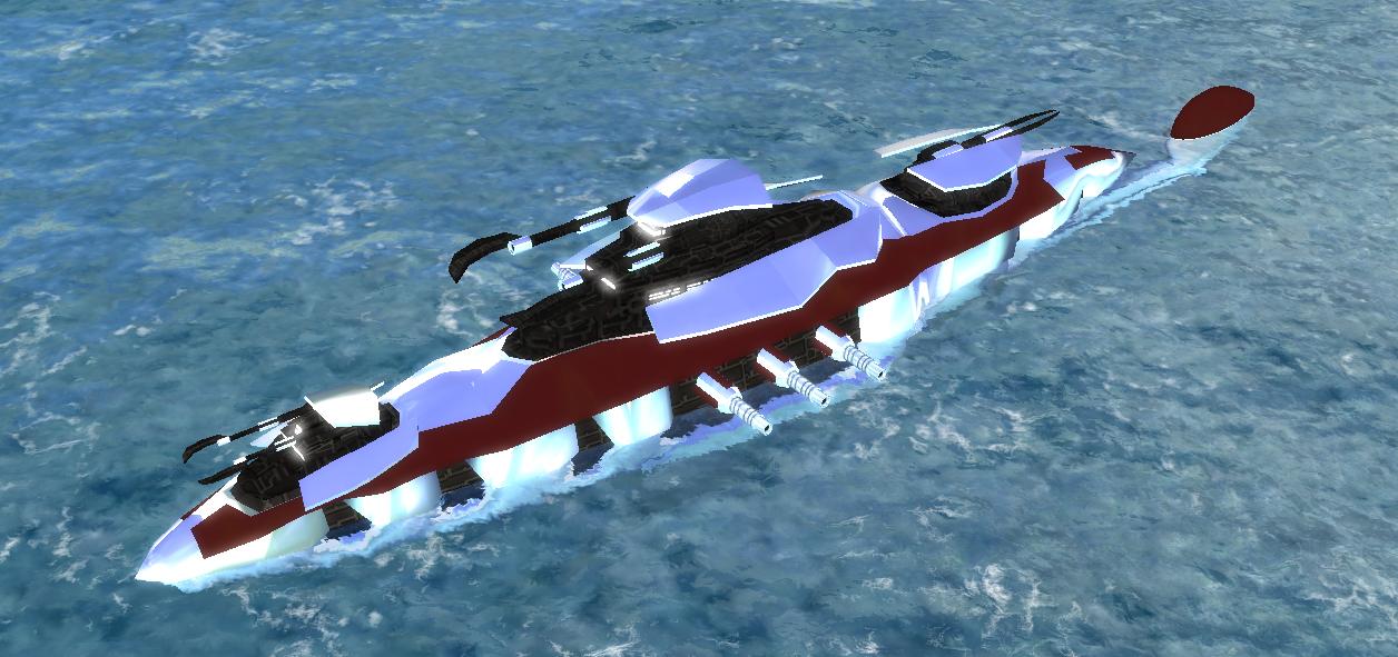 Aeon Battleship