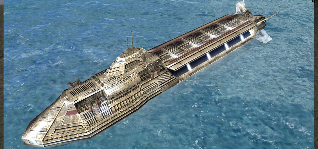 Atlantis Upgrade