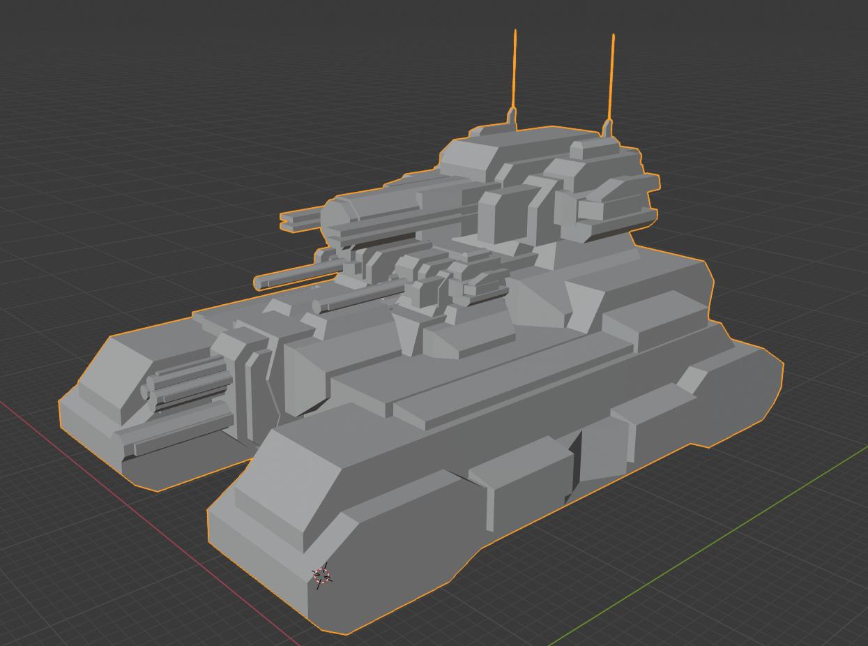 UEF Experimental Tank