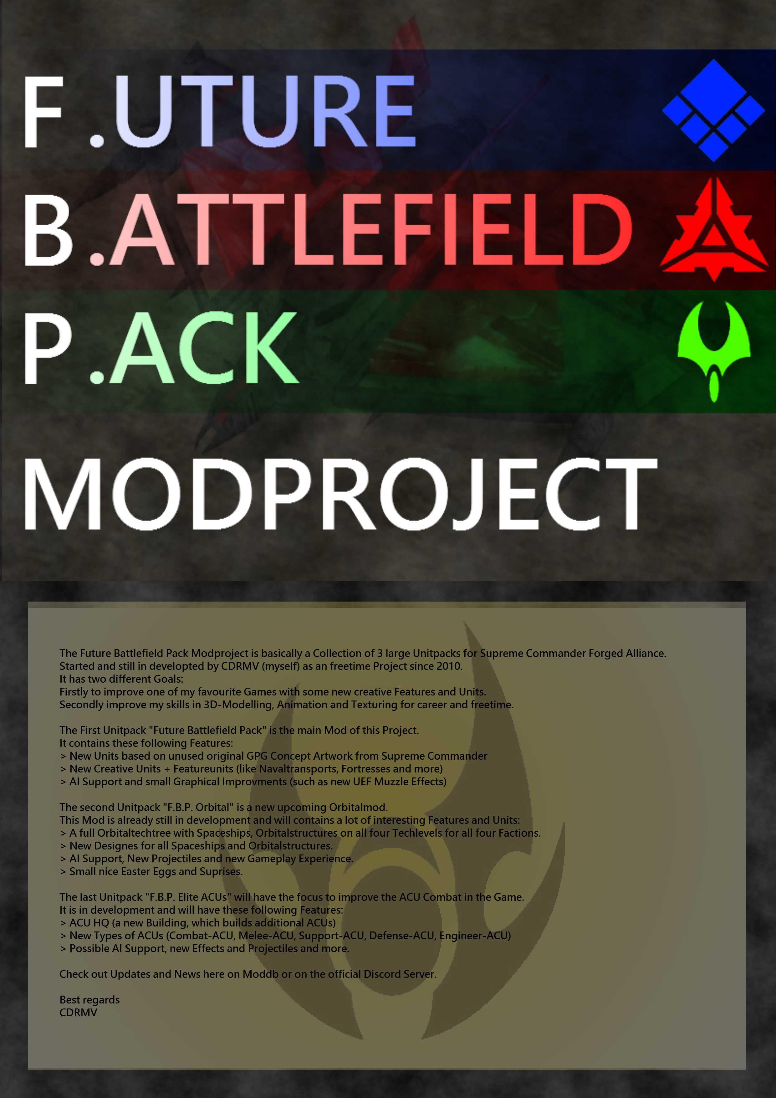 Mod Presentation
