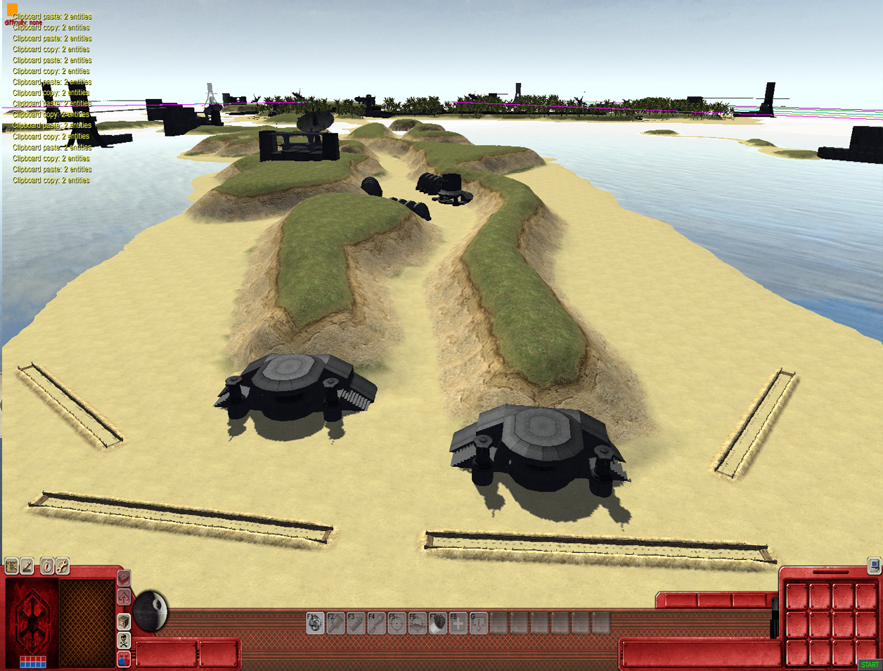 WIP Imperial Cargo Base Gamma Cl