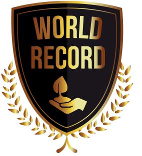 world record spraying