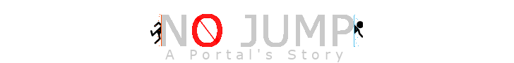 Animated No Jump banner