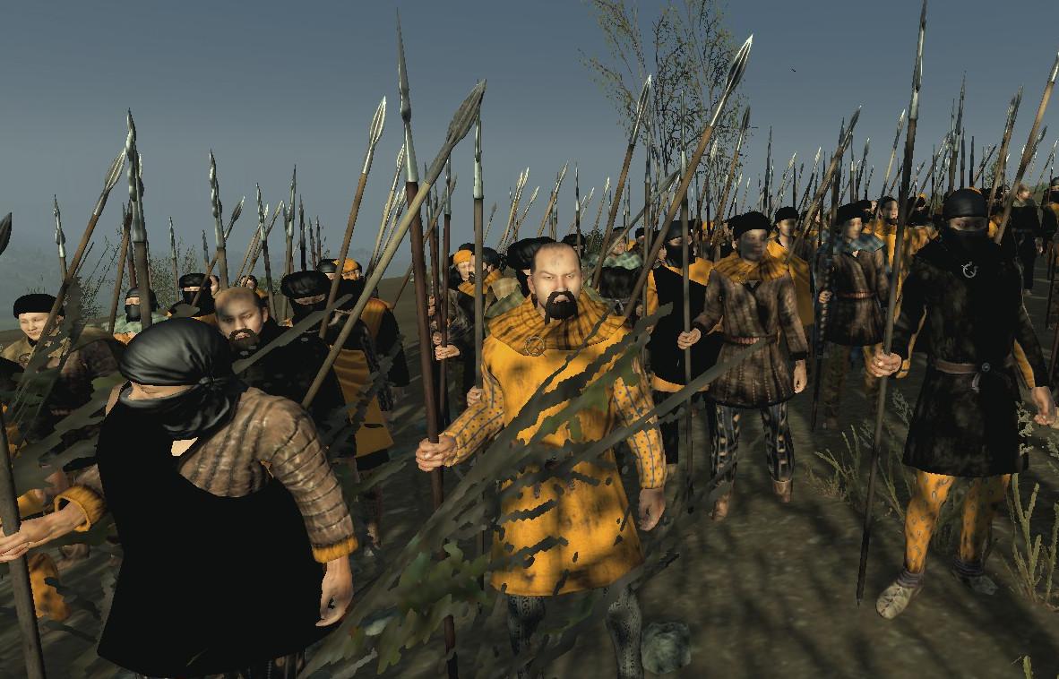 Harn Spear Warband