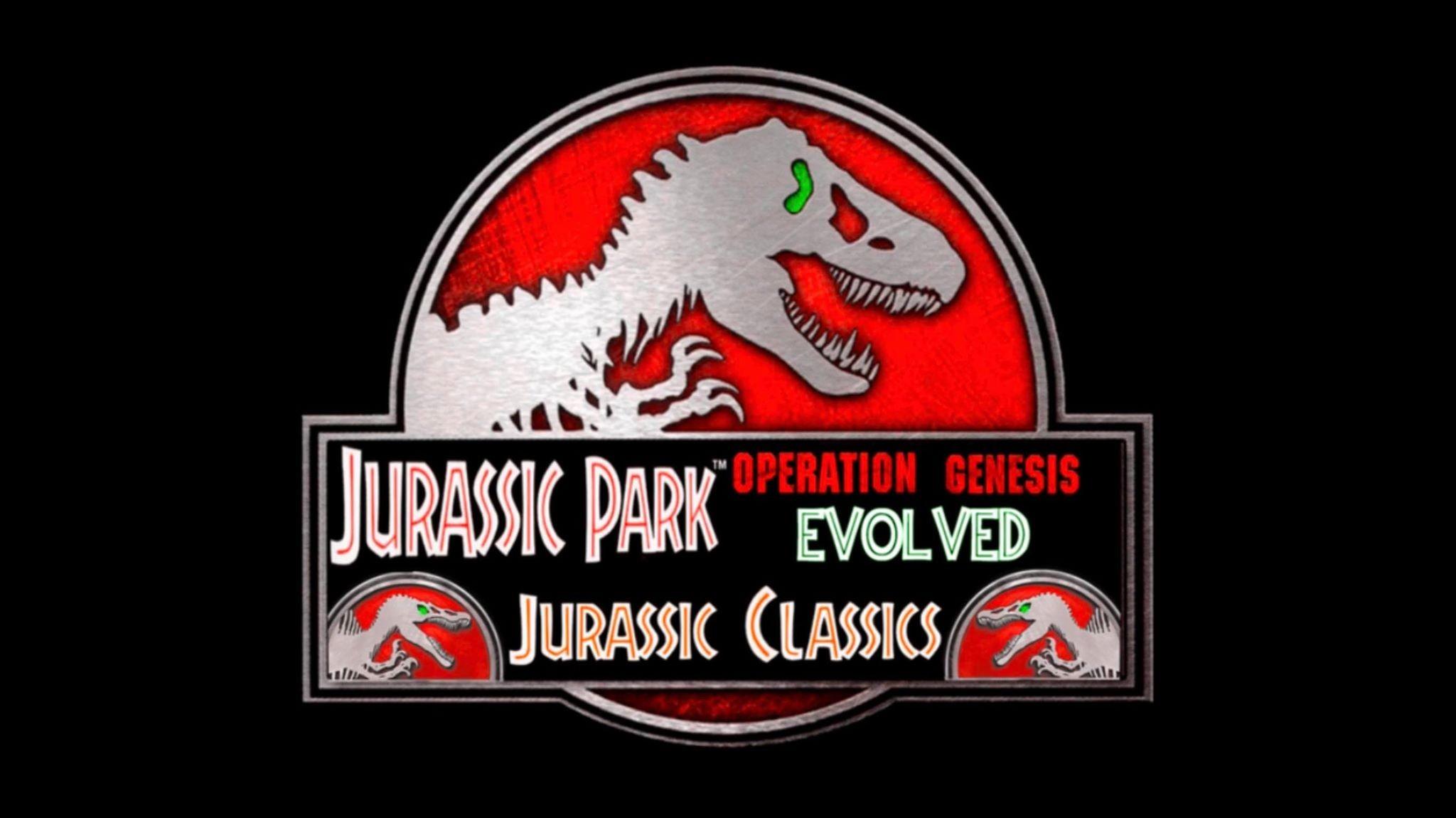 JPOG Evolved Jurassic classics