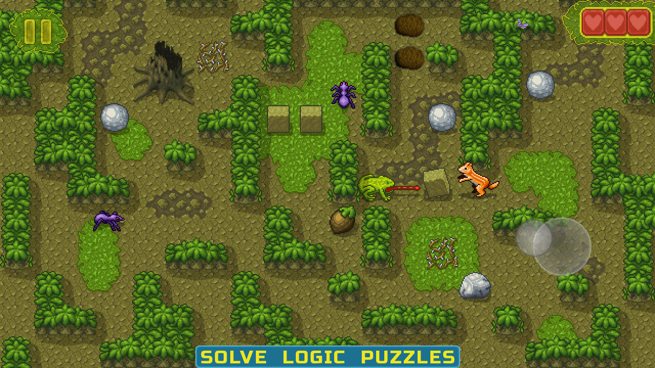 solve logic puzzles