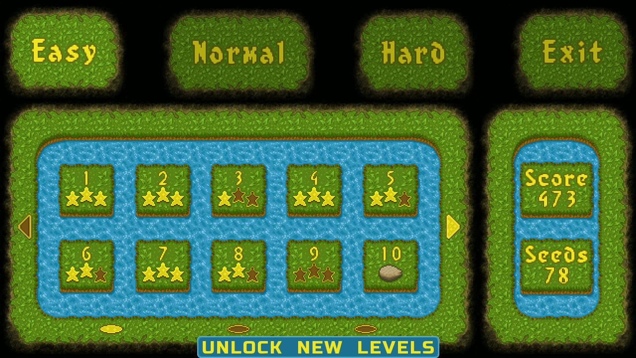 unlock new levels