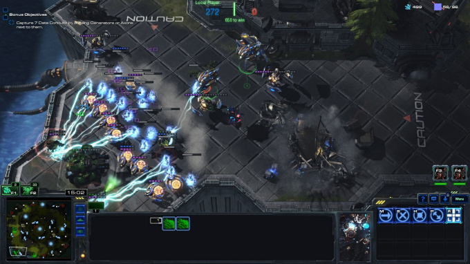 The Dendrites' new unit is the Suppressor, a flying unit that stacks a move/attack speed debuff on groups of enemy units. It might not sound too powerful, but it has a deceptively cumulative effect on the enemy