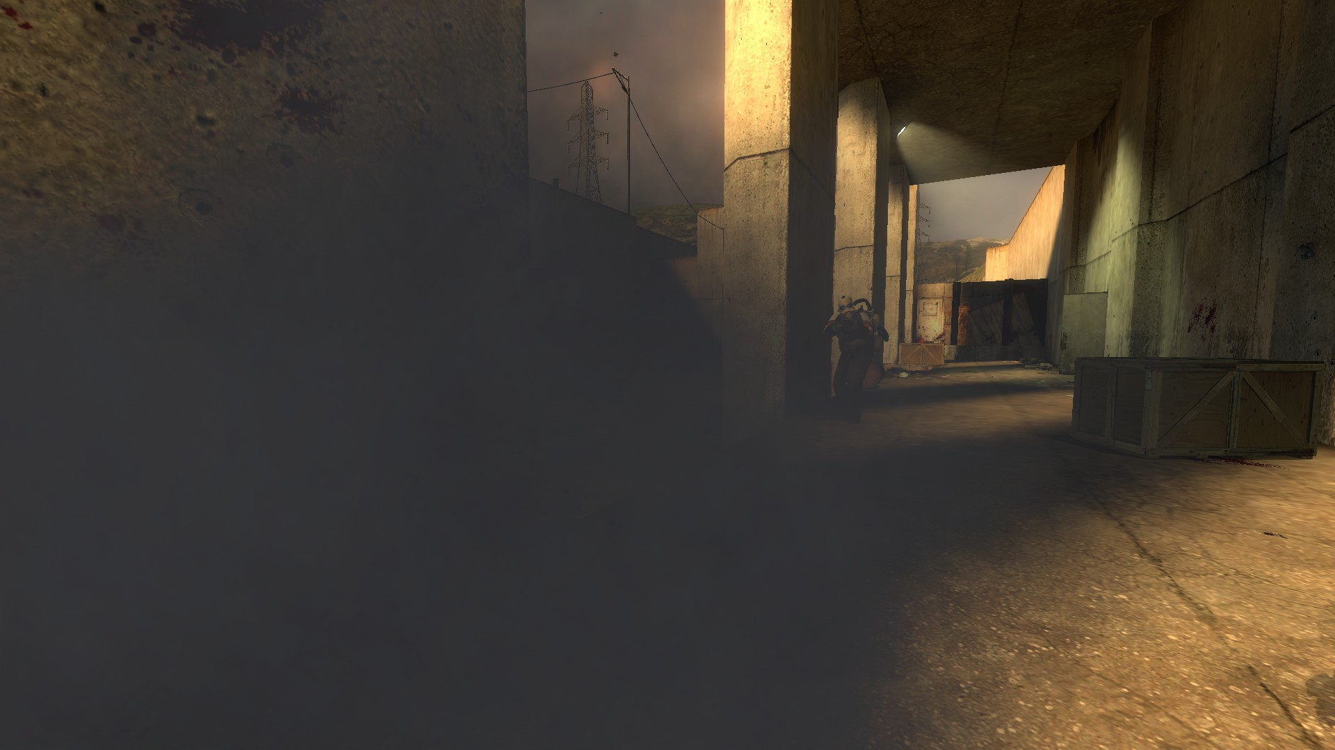 Industrial Zone Smoke Grenade
