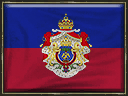 flag haitian large normal